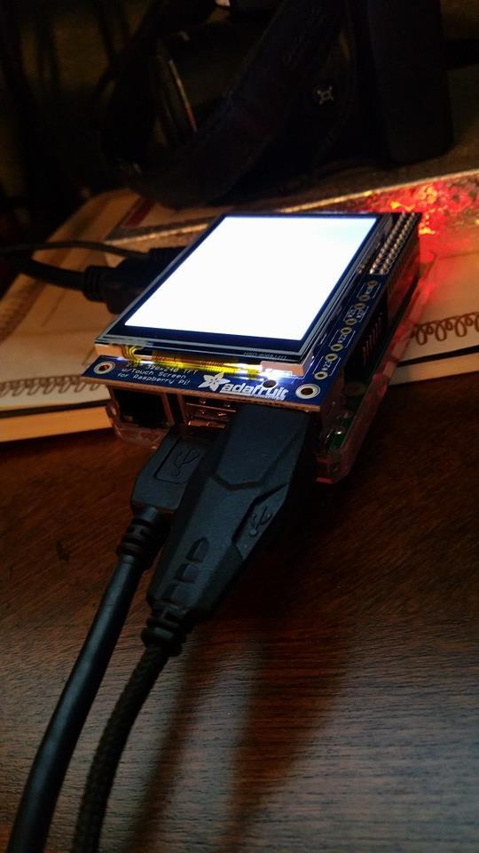 Raspberry Pi 2 Shopping List